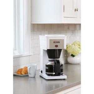 Bunn Grw 10 Cup Home Coffee Brewer 383000061 The Home Depot