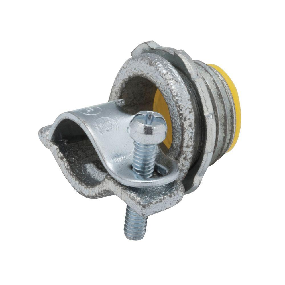 RACO Flex 1 in. Insulated Squeeze Connector (25-Pack)