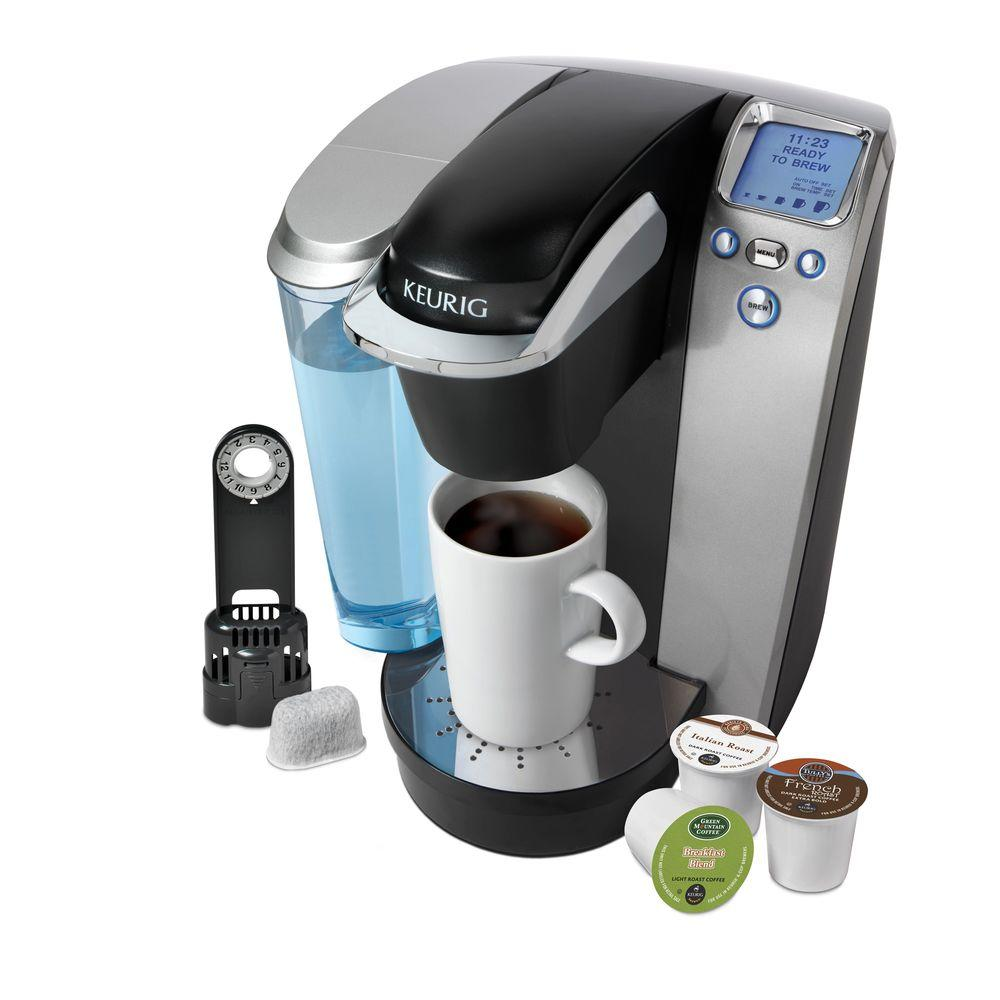 Keurig Platinum Brewer in Platinum