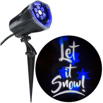 Christmas Light Projectors & Spotlights - Outdoor Christmas ...