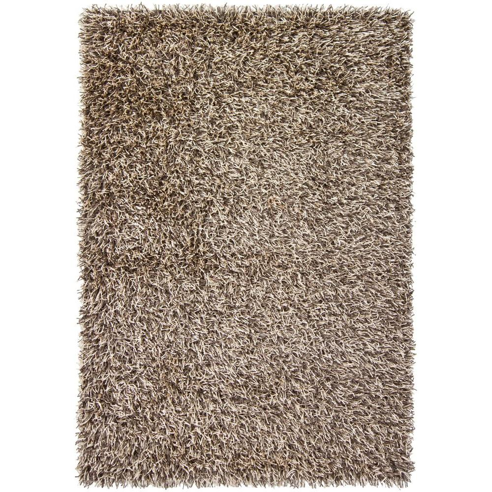 Chandra Zara Grey Cream 4 Ft X 6 Ft Indoor Area Rug