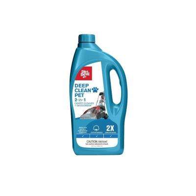 32 oz. 2X Deep Clean Pet 2-in-1 Carpet Cleaner and Deodorizer