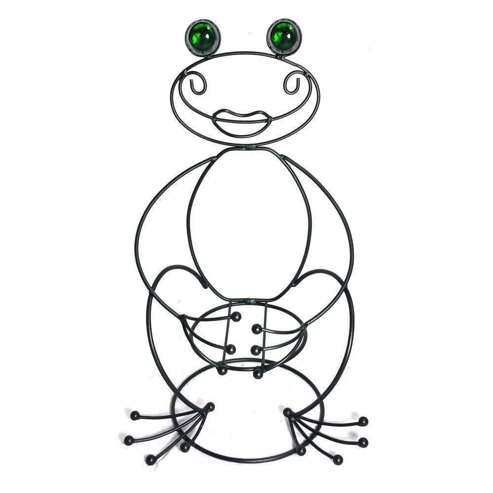 Garden Companions Frog Planter