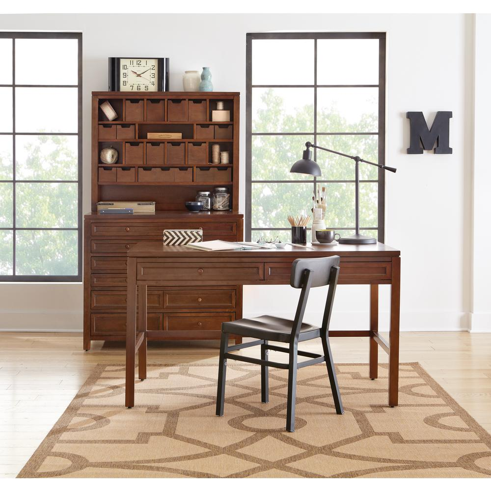 Martha Stewart Living Craft Space Sequoia Desk
