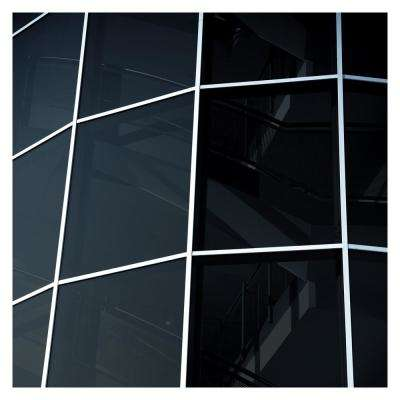 60 in. x 100 ft. NA20 Daytime Privacy and Sun Control Black (Dark) Window Film