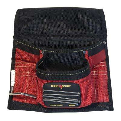 8-Pocket Magnetic Tool Pouch