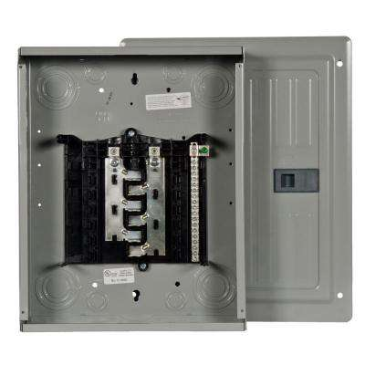 ES Series 200 Amp 12-Space 24-Circuit Main Lug Indoor Load Center