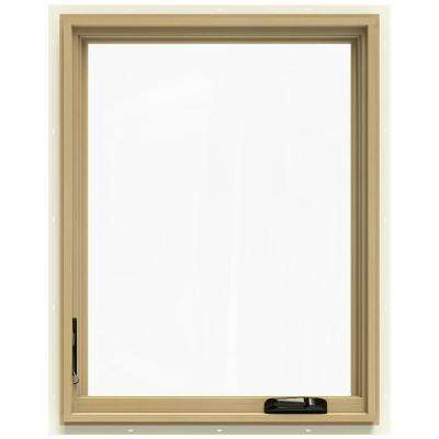 28-3/4 in. x 36-3/4 in. W-2500 Left-Hand Casement Wood Window