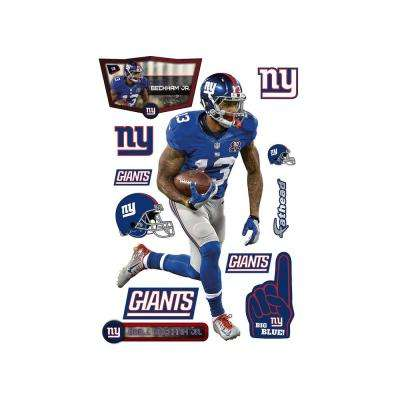 77 in. H x 42 in. W Odell Beckham Jr. Wall Mural