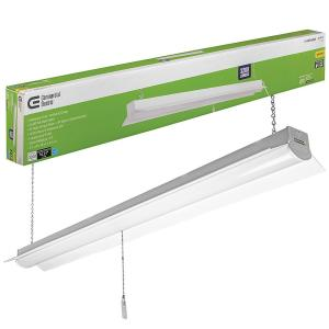4000K 4 ft. 64-Watt Equivalent Integrated LED White Linkable Shop Light
