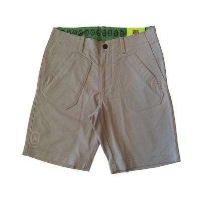 Nile Hollywood Men's 34 in. Grey Short