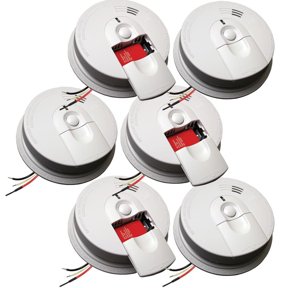 Kidde i4618 Firex Hardwire Smoke Alarm Pack of 24