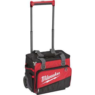 18 in. Jobsite Rolling Tool Bag