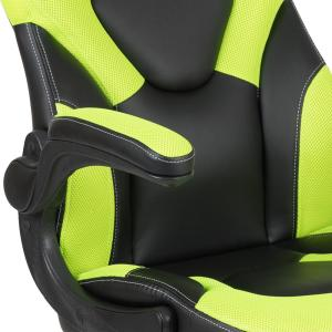 Prime Carnegy Avenue Carengy Avenue Neon Green Leathersoft Ocoug Best Dining Table And Chair Ideas Images Ocougorg