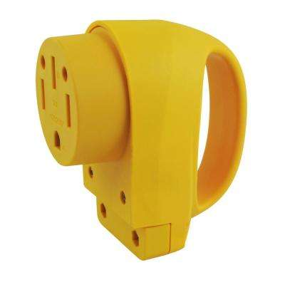 50 Amp Female Replacement Connector