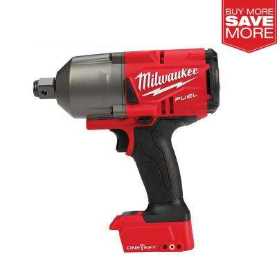 M18 FUEL ONE-KEY 18-Volt Lithium-Ion Brushless Cordless 3/4 in. Impact Wrench w/Friction Ring (Tool-Only)