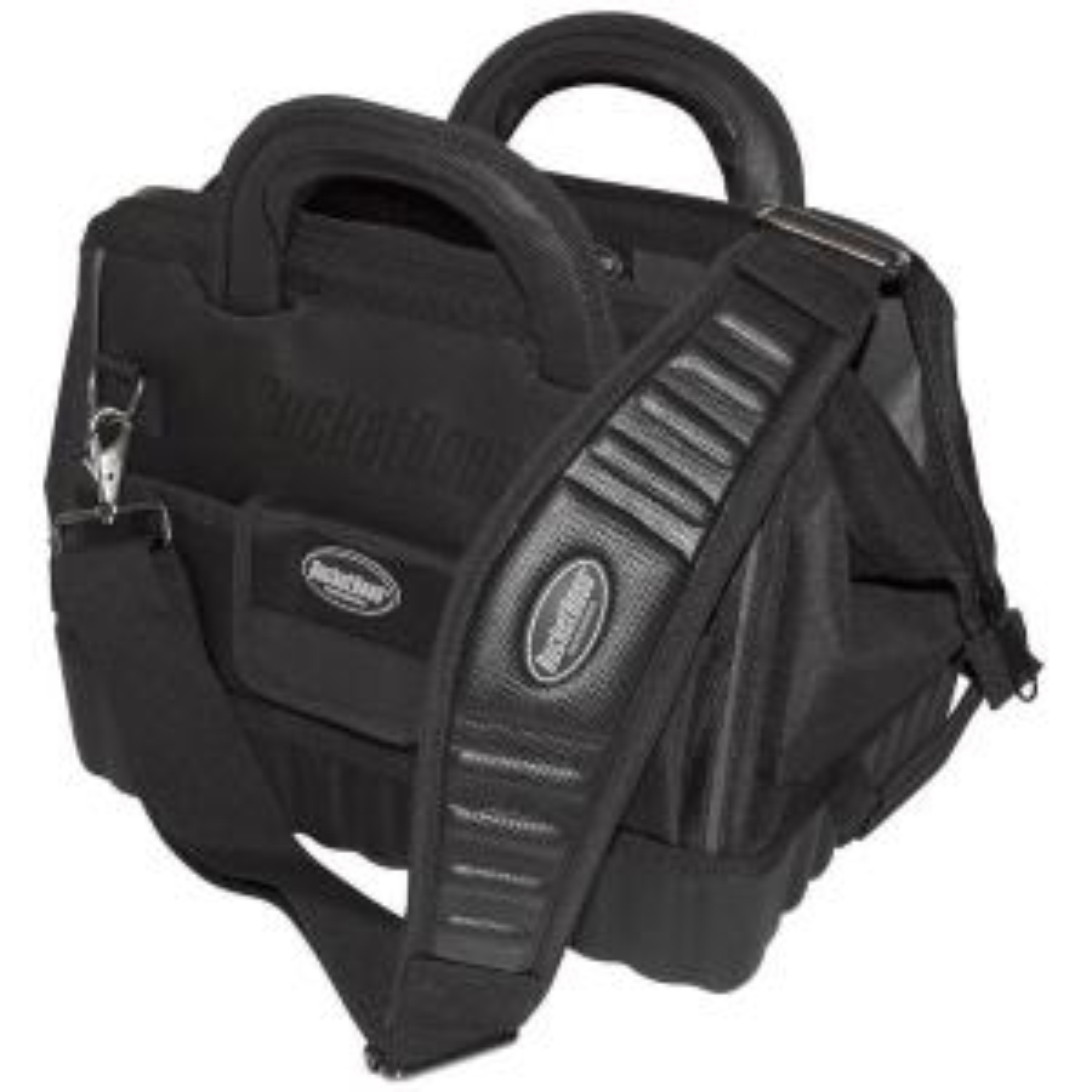 Bucket Boss Pro Gatemouth All Terrain Bottom 14 inch Tool Bag by Bucket Boss