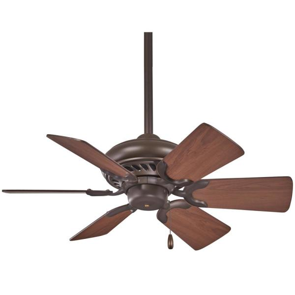 Supra 32 in. Indoor Oil Rubbed Bronze Ceiling Fan