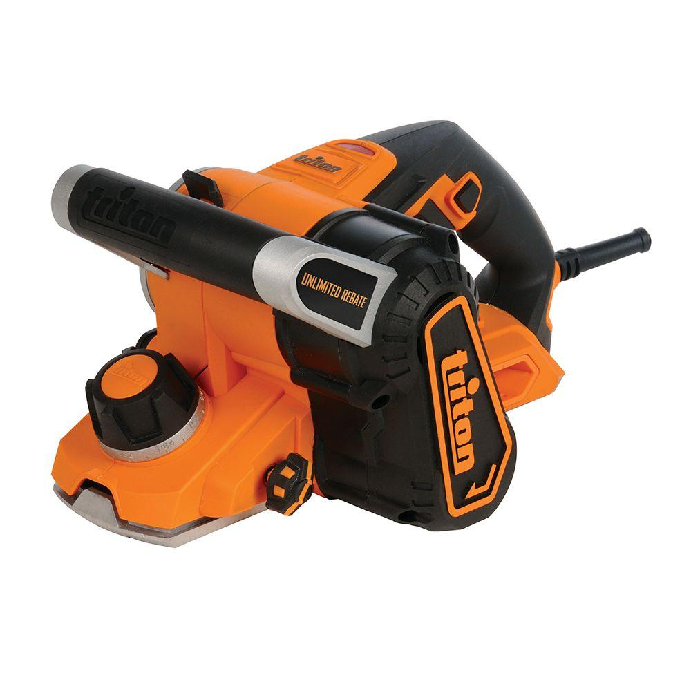 Triton 110-Volt 3.25 in. Unlimited Rebate Corded Planer