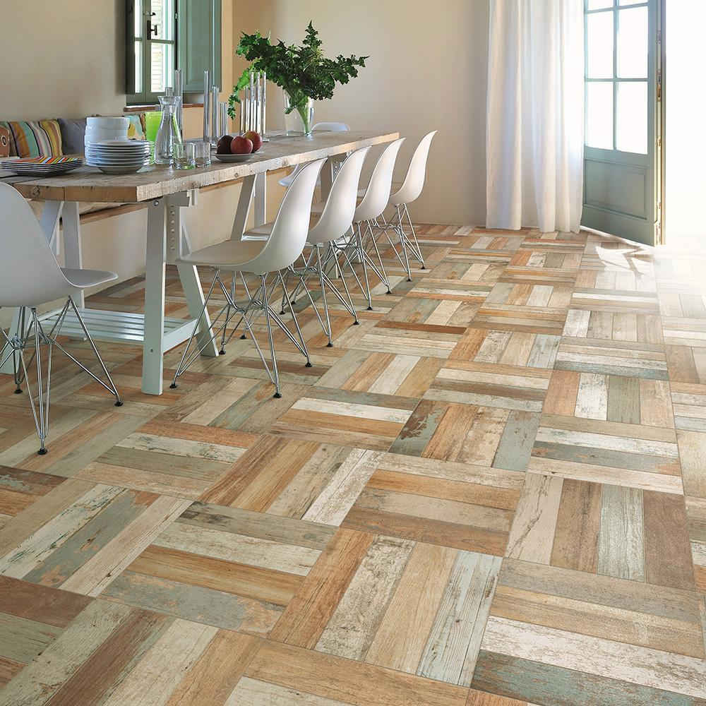 Merola Tile Kings Bretagne 17 5 8 In X Ceramic Floor And Wall 11 02 Sq Ft Case