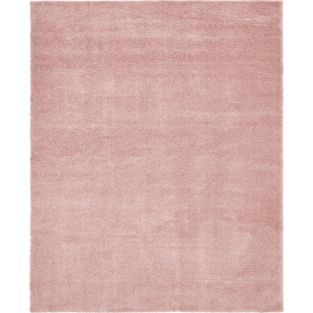 Solo Calabasas Pink 8' 0 x 10' 0 Area Rug