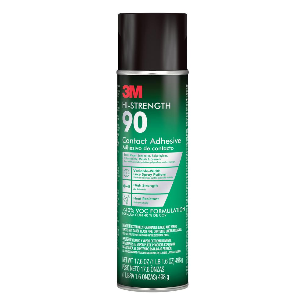 17 6 oz  Hi-Strength 90 Contact Adhesive