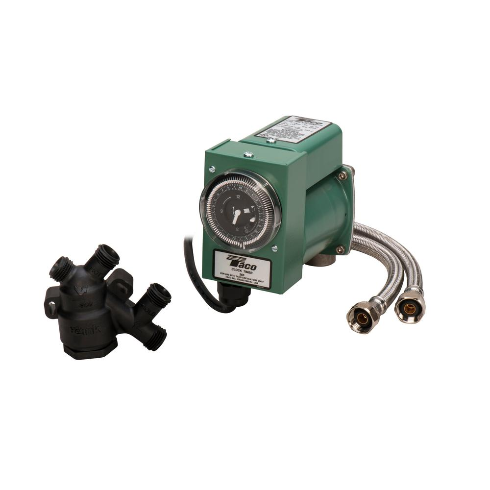 Taco Hot Water Circulating Pump Wiring Library Laing Comfort Solutions Link Domestic Recirculation System