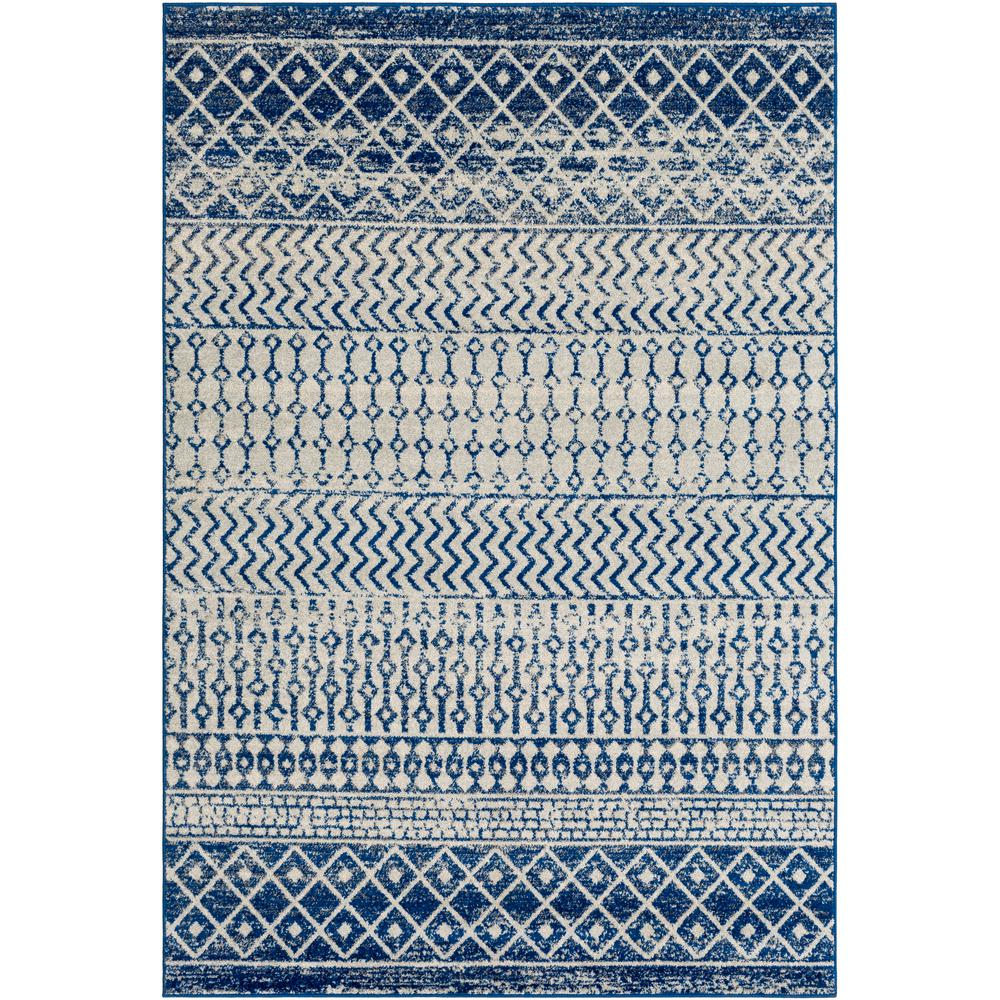 Artistic Weavers Alois Dark Blue/Grey 5 ft. 3 in. x 7 ft. 6 in. Area Rug was $205.0 now $80.3 (61.0% off)
