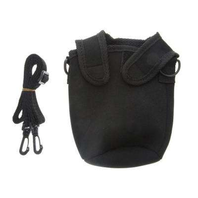 38 oz. Black Canteen Insulator Sling