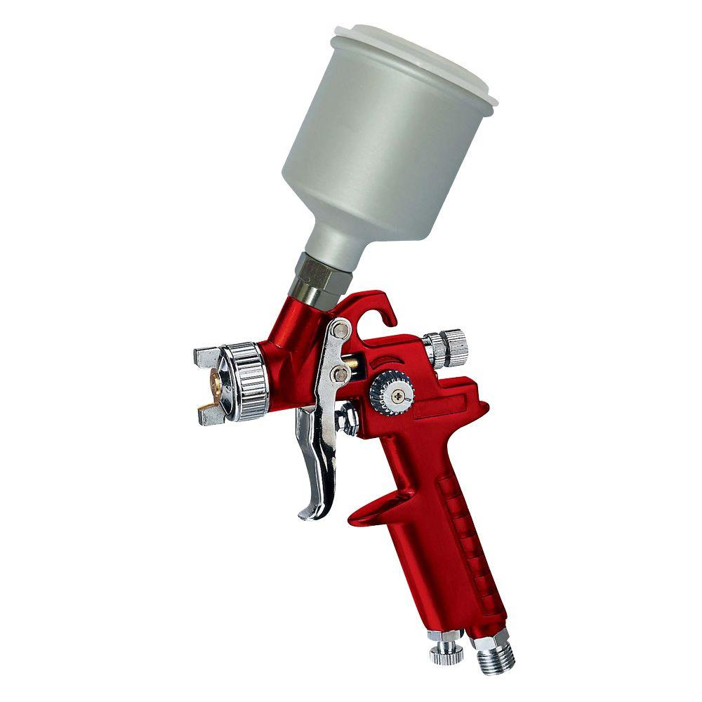 SPEEDWAY Professional Duty Gravity Feed Spray Gun