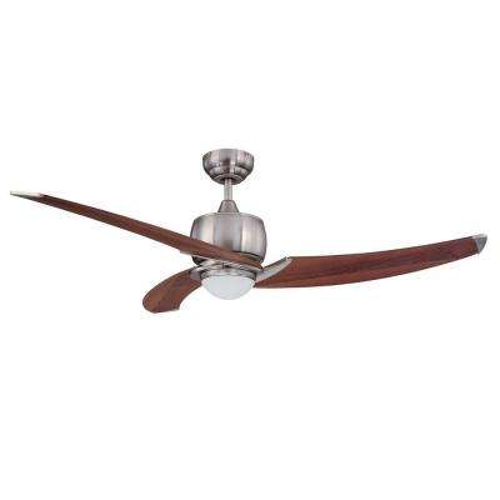 Treo 52 in. Satin Nickel Ceiling Fan