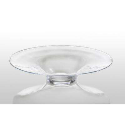 Magnolia Clear Centerpiece Bowl