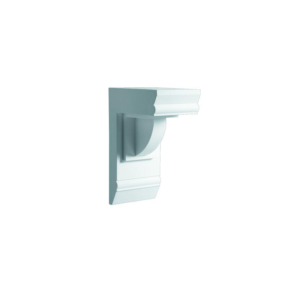 Fypon 9 in x 14 1 2 in x 7 in polyurethane decorative for Fypon products