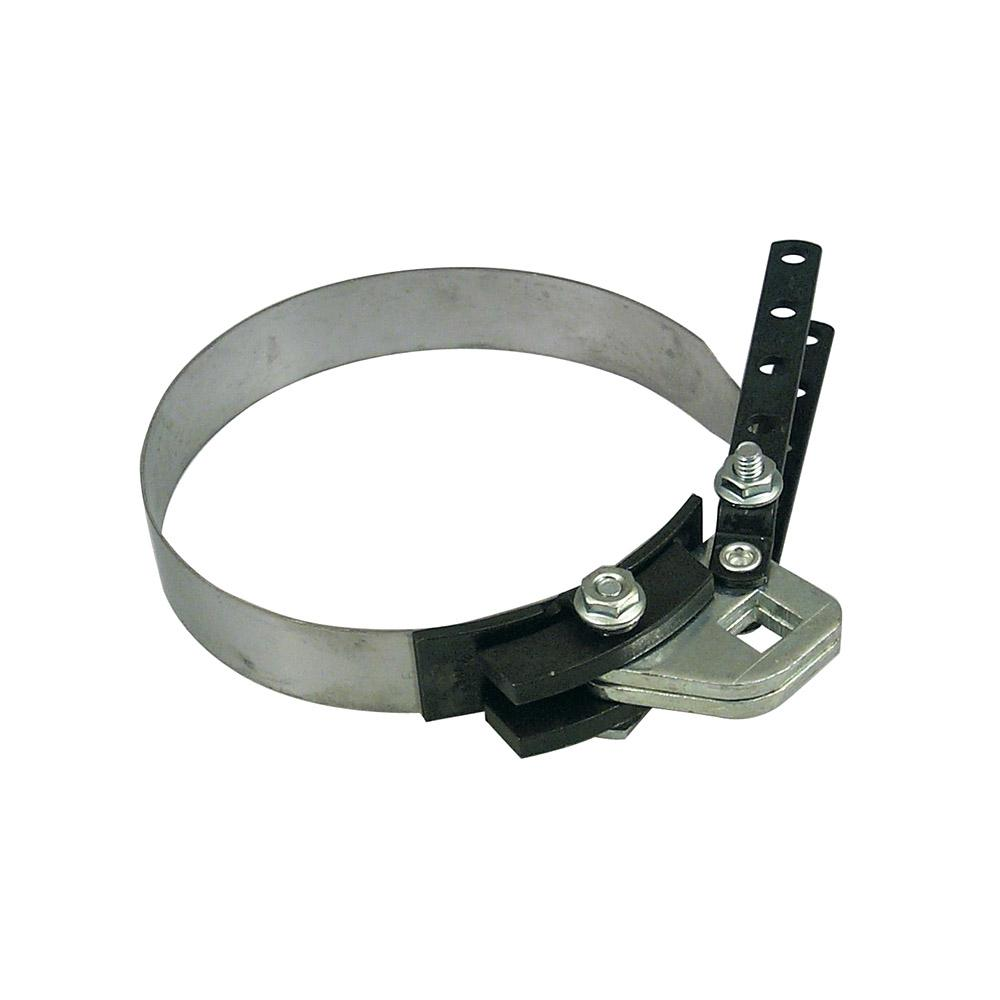 Capri Tools Oil Filter Wrench Cp21026 The Home Depot 2008 Corolla Fuel Adjustable For Trucks And Tractors