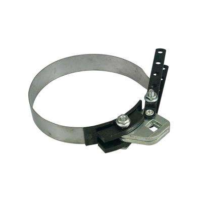 Adjustable Oil Filter Wrench for Trucks and Tractors