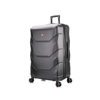Zonix 30 in. Black Lightweight Hardside Spinner Suitcase
