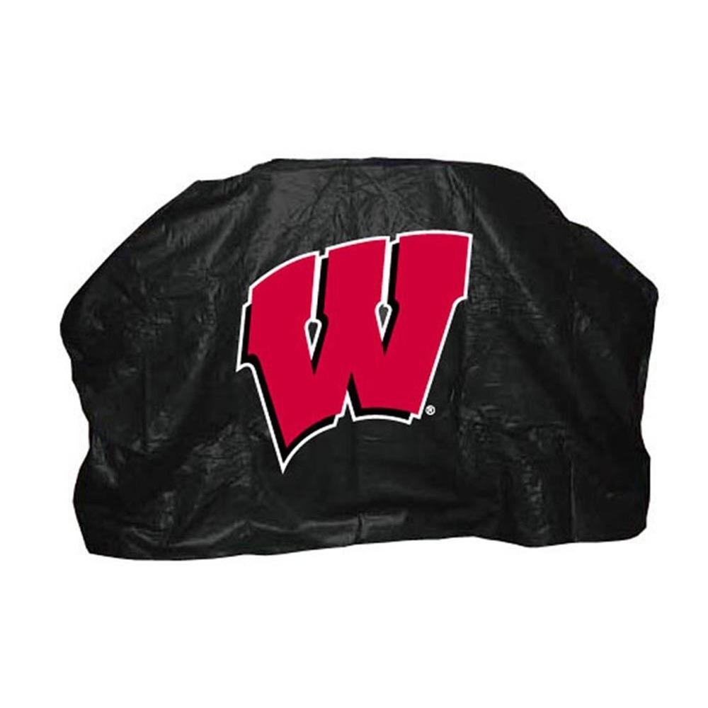 Seasonal Designs 59 in. NCAA Wisconsin Grill Cover