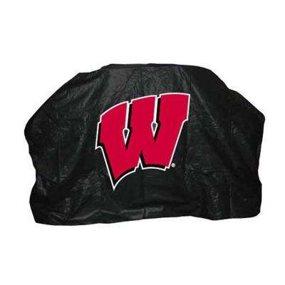 59 in. NCAA Wisconsin Grill Cover