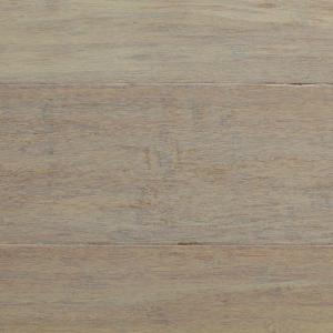 Charming Home Decorators Collection Handscraped Strand Woven Driftwood 3/8 In. X  5 1/8 In. X 36 In. Click Engineered Bamboo Flooring (25.625 Sq. Ft.