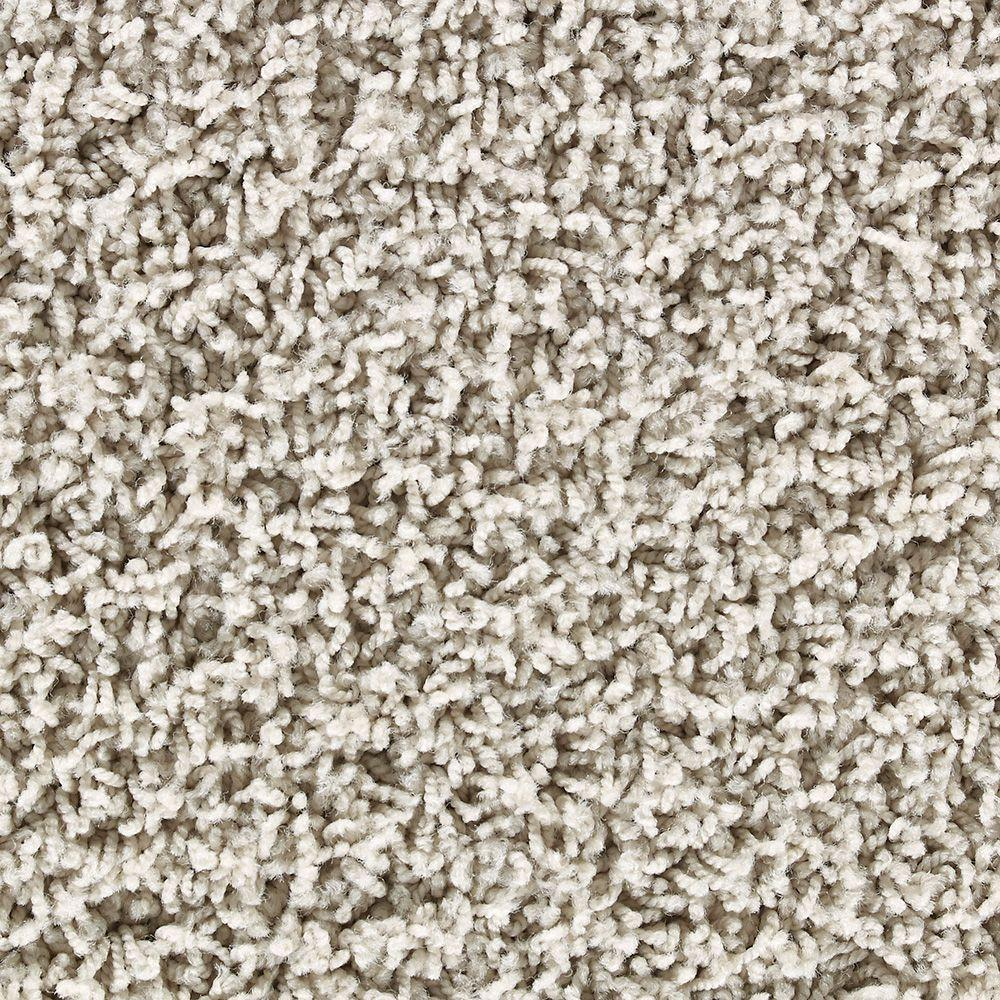 Martha Stewart Living Chatsworth Sharkey Gray - 6 in. x 9 in. Take Home Carpet Sample-DISCONTINUED