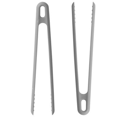 Leo Grey Tongs (Set of 2)
