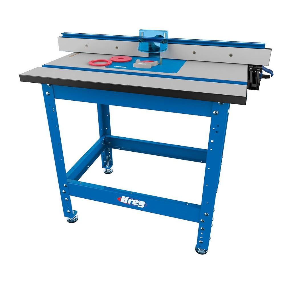Kreg precision router table system prs1045 the home depot kreg precision router table system greentooth Choice Image