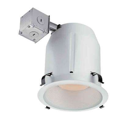 5 in. White Recessed Baffle Kit