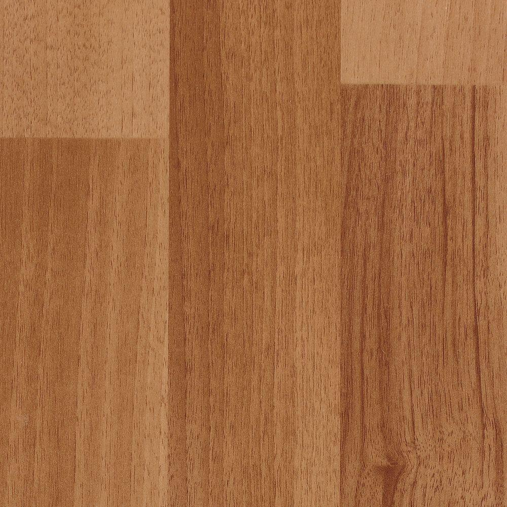 Mohawk Fairview Light Walnut 7 mm Thick x 7-1/2 in. Wide x 47-1/4 in. Length Laminate Flooring (19.63 sq. ft. / case)