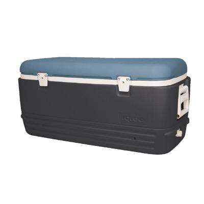 Maxcold 120 Qt. Cooler with Retractable Handles