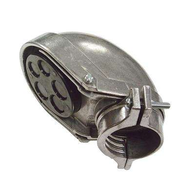 Rigid/IMC or EMT 1-1/2 in. Service Entrance Head (5-Pack)