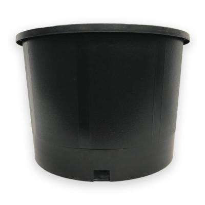 5 Gal. Plastic BPA-Free Heavy-Duty Round Nursery Trade Pot 4.2 Gal./18 l/0.56 cu. ft.