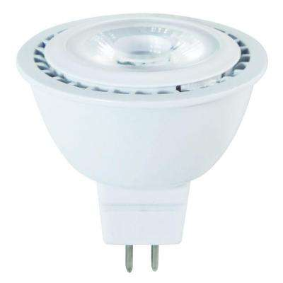50W Equivalent Cool White MR16 Dimmable LED Light Bulb