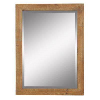 Morris Nutmeg Wall Mirror
