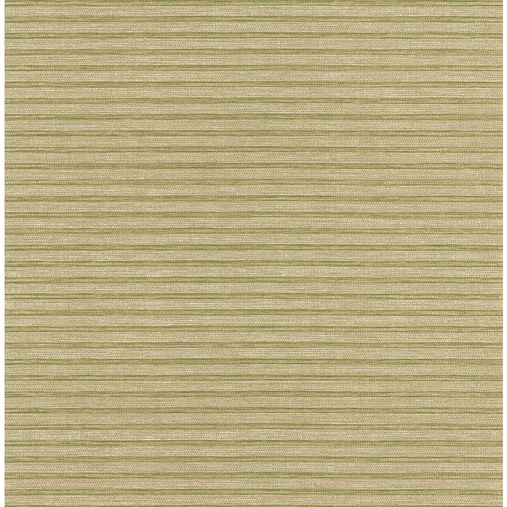 Green Grasscloth Wallpaper: Brewster Northwoods Lodge Green Grasscloth Wallpaper